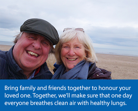 About British Lung Foundation